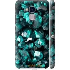 Чехол на Huawei Honor 5C Кристаллы 2