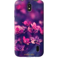 Чехол на Huawei Ascend Y625 Весенние цветочки