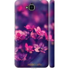 Чехол на Huawei Y6 Pro Весенние цветочки
