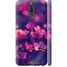 Чехол на Huawei Mate 10 Lite   Honor 9i Весенние цветочки