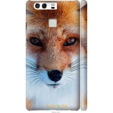 Чехол на Huawei P9 Рыжая лисица