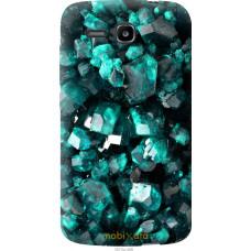 Чехол на Huawei Ascend Y600 Кристаллы 2