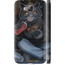 Чехол на Huawei G7 Plus gamer cat