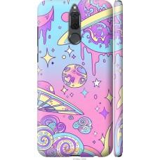 Чехол на Huawei Mate 10 Lite | Honor 9i 'Розовый космос