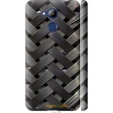 Чехол на Huawei Honor 6C Pro Металлические фоны