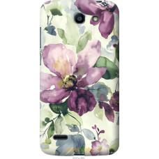 Чехол на Huawei G730 Акварель цветы