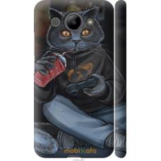 Чехол на Huawei Y3 2017 gamer cat