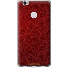 Чехол на Huawei Honor Note 8 Чехол цвета бордо