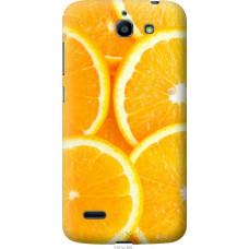 Чехол на Huawei G730 Апельсинки