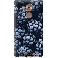 Чехол на Huawei Mate 8 Морозная ежевика