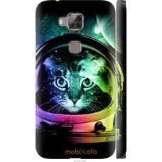Чехол на Huawei G7 Plus Кот космонавт