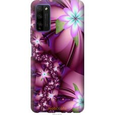 Чехол на Huawei Honor 30 Lite Цветочная мозаика
