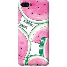Чехол на Huawei Nova 2S Розовый арбузик