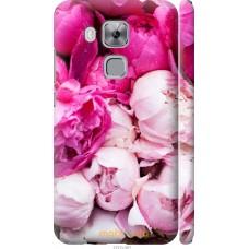 Чехол на Huawei Nova Plus Розовые цветы