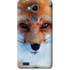 Чехол на Huawei Ascend Mate 7 Рыжая лисица