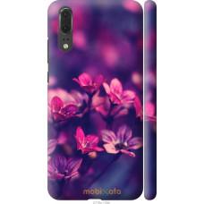 Чехол на Huawei P20 Весенние цветочки