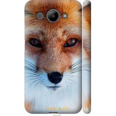 Чехол на Huawei Y3 2017 Рыжая лисица