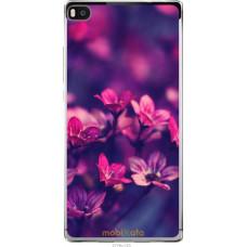 Чехол на Huawei Ascend P8 Весенние цветочки