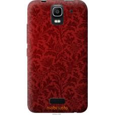 Чехол на Huawei Ascend Y3C Чехол цвета бордо