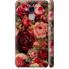Чехол на Huawei Honor 5C Прекрасные розы