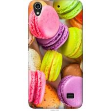 Чехол на Huawei G620S Вкусные макаруны