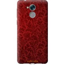 Чехол на Huawei Honor 6C Чехол цвета бордо