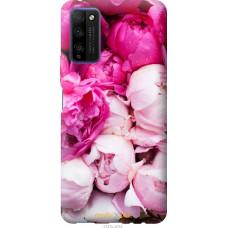 Чехол на Huawei Honor 30 Lite Розовые пионы