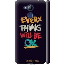 Чехол на Huawei Honor 6C Pro Everything will be Ok