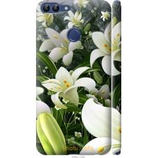 Чехол на Huawei P Smart Лилии белые