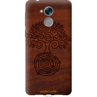 Чехол на Huawei Honor 6C Узор дерева
