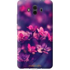 Чехол на Huawei Mate 10 Весенние цветочки