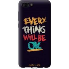 Чехол на Huawei Nova 2S Everything will be Ok
