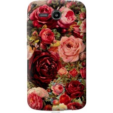 Чехол на Huawei Ascend Y600 Прекрасные розы