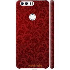 Чехол на Huawei Honor 8 Чехол цвета бордо