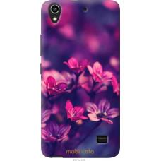 Чехол на Huawei G620S Весенние цветочки