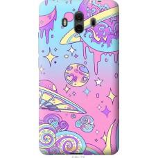 Чехол на Huawei Mate 10 'Розовый космос