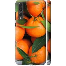 Чехол на Huawei P20 Pro Мандарины