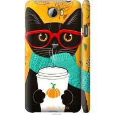 Чехол на Huawei Y5 II Осенний кот