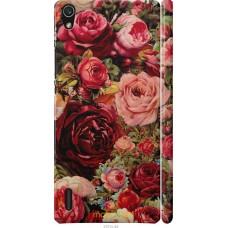 Чехол на Huawei Ascend P7 Прекрасные розы