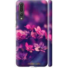 Чехол на Huawei P20 Pro Весенние цветочки