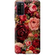 Чехол на Huawei Honor 30 Lite Цветущие розы