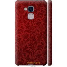 Чехол на Huawei Honor 5C Чехол цвета бордо