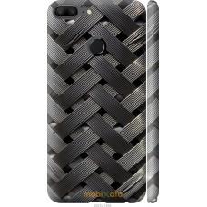 Чехол на Huawei Honor 9 Lite Металлические фоны
