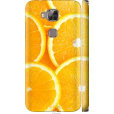 Чехол на Huawei G7 Plus Апельсинки