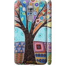 Чехол на Huawei Nova Plus Арт-дерево