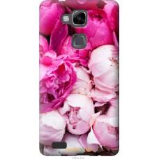 Чехол на Huawei Ascend Mate 7 Розовые цветы