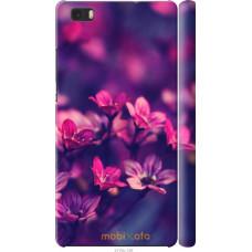 Чехол на Huawei Ascend P8 Lite Весенние цветочки