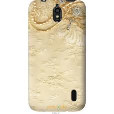 Чехол на Huawei Ascend Y625 'Мягкий орнамент