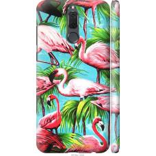 Чехол на Huawei Mate 10 Lite | Honor 9i Tropical background