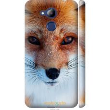 Чехол на Huawei Honor 6C Pro Рыжая лисица